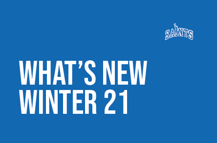 What's new for Winter 2021